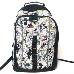 Disney Parks Exclusive Mickey Mouse Backpack